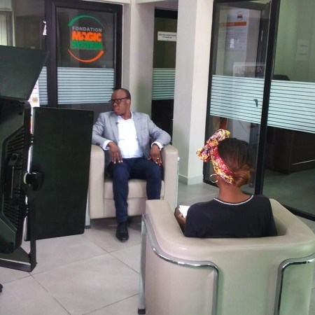 PRINCESSE MOMO NAWISSI-MEGNI, LA NOUVELLE FÉE CAMEROUNAISE DU JOURNALISME