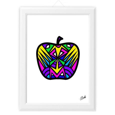 fruika-tableau-pomme-jewanda