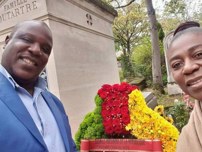 L'ÉTAT DU CAMEROUN REND HOMMAGE À MANU DIBANGO EN FRANCE