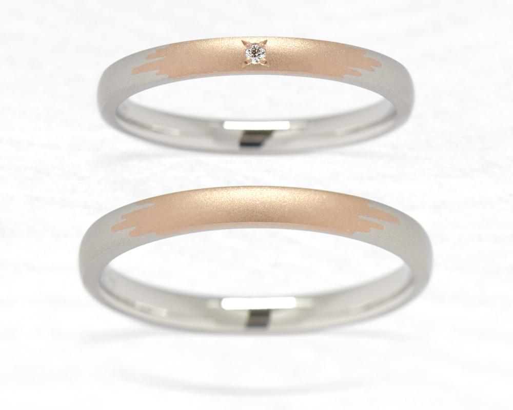 ひな婚約指輪かき氷
