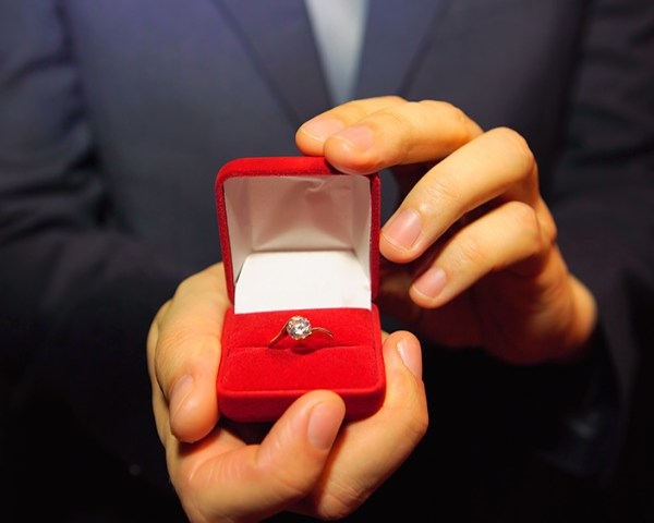 婚約指輪💍結婚指輪の購入…