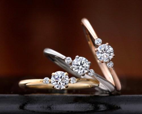 シェールラブ婚約指輪