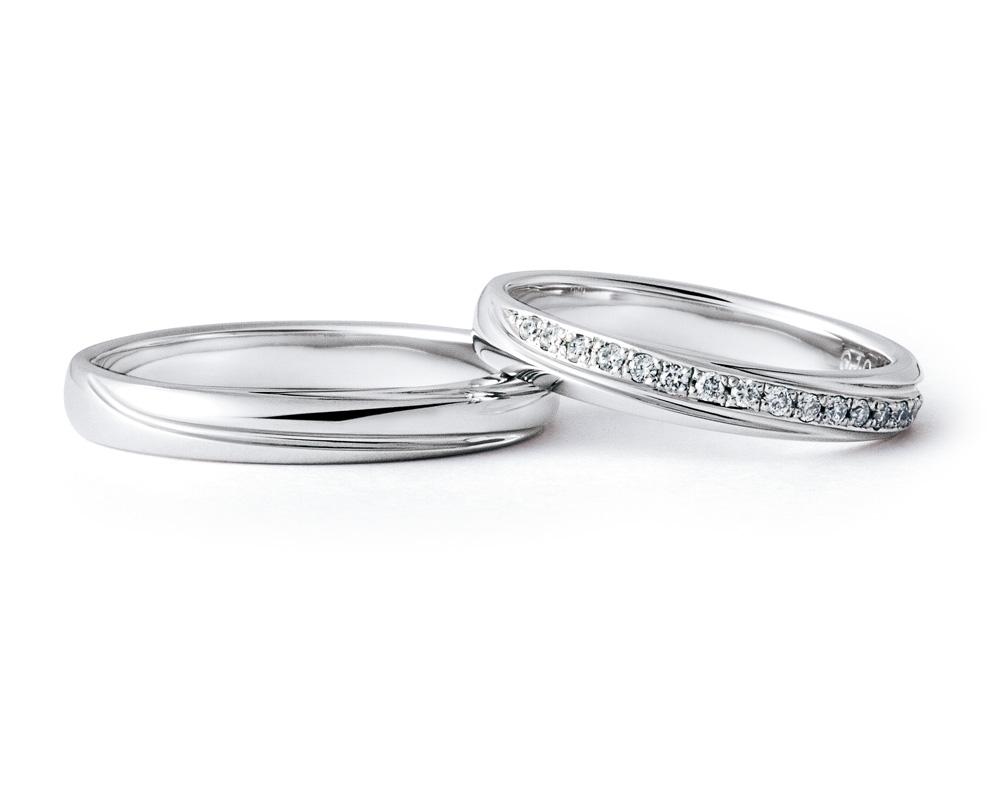 プロポネール結婚指輪