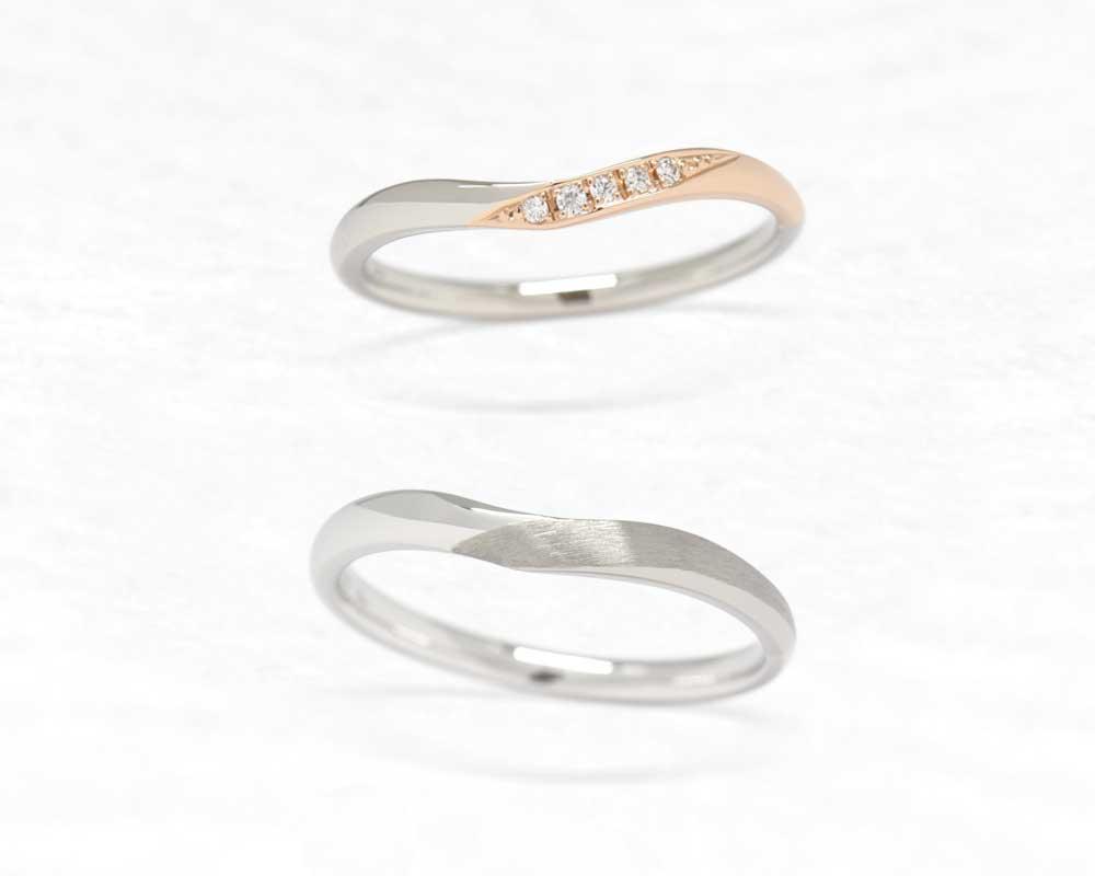 ひな結婚指輪 悠ゆう