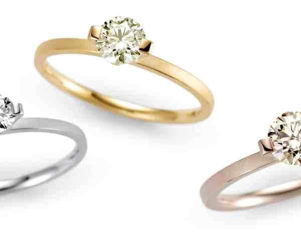 ニーシング 婚約指輪 プリンセス