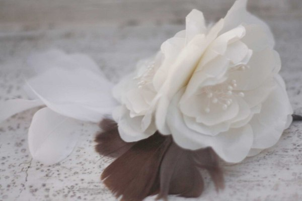Silk Flower Millinery Tutorial | The Hand Pressed Rose