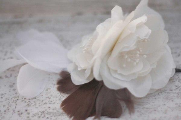 Silk Flower Millinery Tutorial | The Hand Pressed Rose