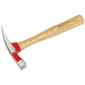 Brick Hammer - Wood Handle Image
