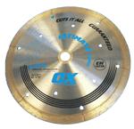 OX Ultimate Porcelain And Tile Diamond Blade Image