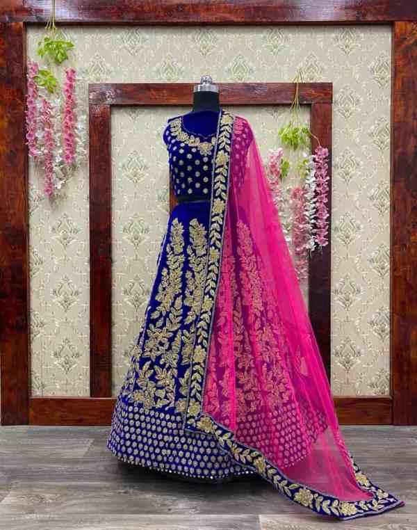 Exclusive Heavy Malay Satin Silk Lehenga Choli With Digital Printed Work And Soft Net Dupatta For Women