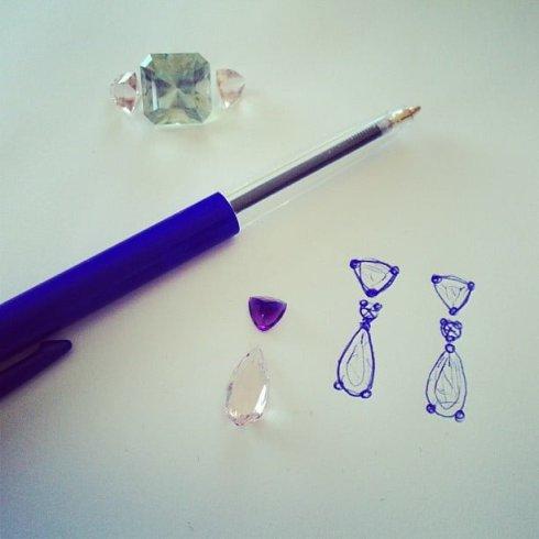 Design av smycken