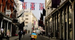London leads European retail market