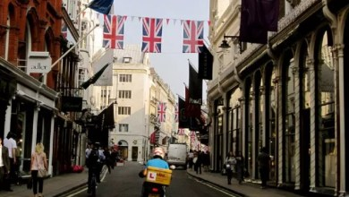 London leads European retail market