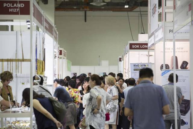The Singapore Jewellery Gem Fair Returns this November