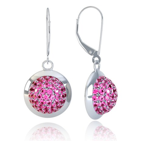 Stardust-Pave_DropEarrings_Pink-Tourmaline