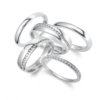 diamond ring selection