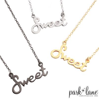 parklanejewellery sweet necklace