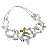 Kimberly Selwood butterfly-effect-necklace-gold
