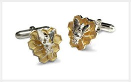 Cuff Links By Jeremy Heber