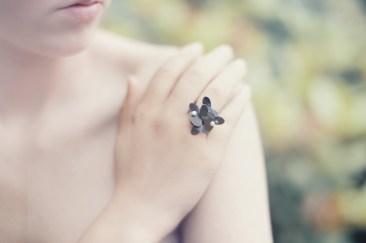 Kaja Gjedebo Secret garden ring