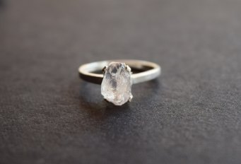 rawdiamond-gemstonering