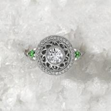 Taylor & Hart Diamond Ring