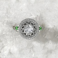 Taylor & Hart Diamond Ring