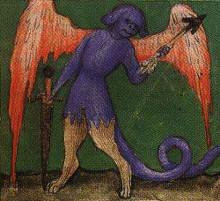 topaz devil