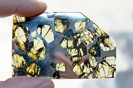 Esquel Meteorite extraterrestrial peridot