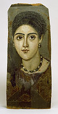 Egyptian Portrait Mask