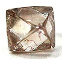diamond octahedron