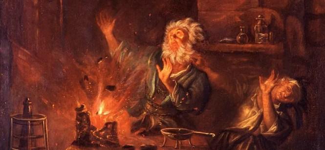 Alchemist's Laboratory