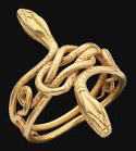 Heracles knot ring