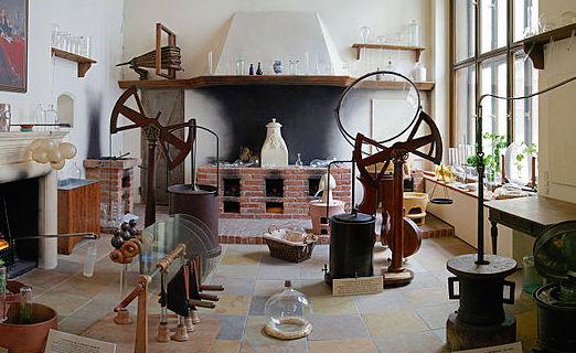 platinum 18th century lab