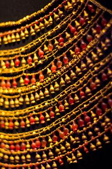 Egyptian Carnelian Collar