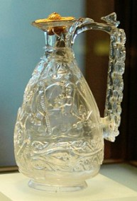 Rock Crystal Ewer