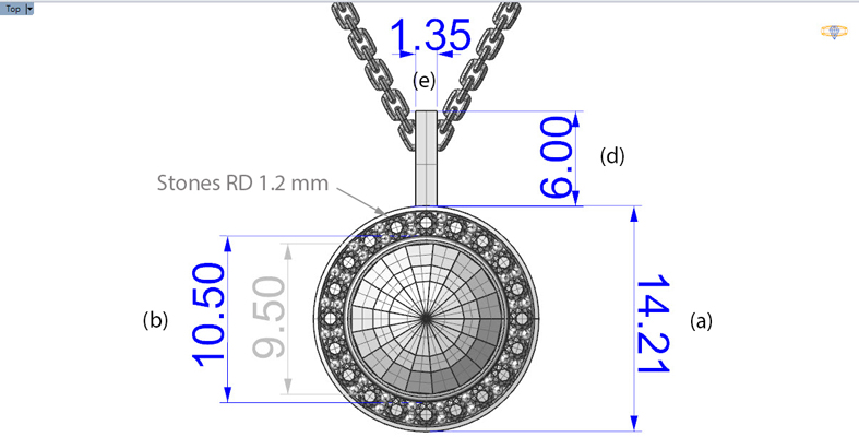 Custom Jewelry Specification Plating And Texture