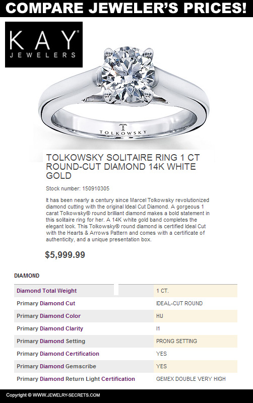 Which Jeweler Has Cheaper Prices Jewelry Secrets