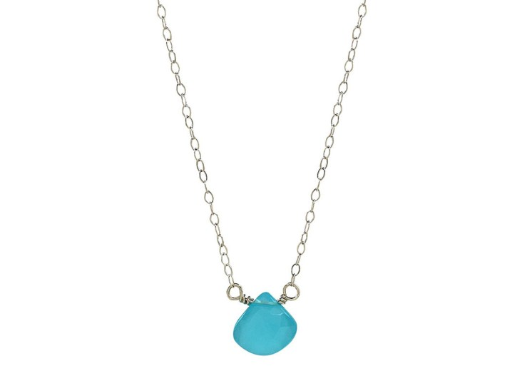 Turquoise Silver Necklace | Jewelry Photographer Bay Area