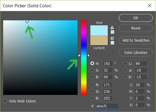 how to add or change background color in images with a transparent