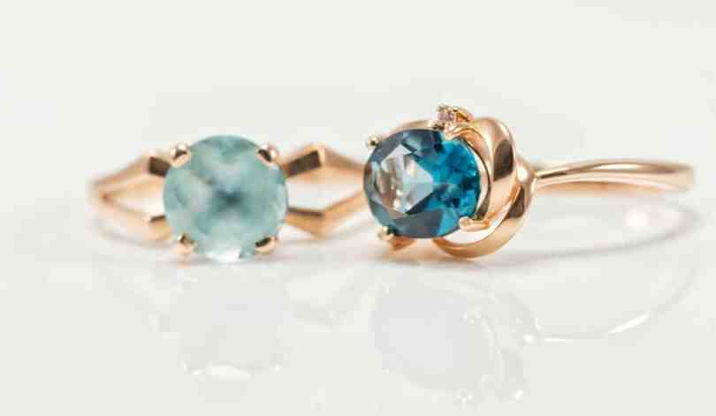 Blue Topaz Vs Aquamarine Jewelry Guide