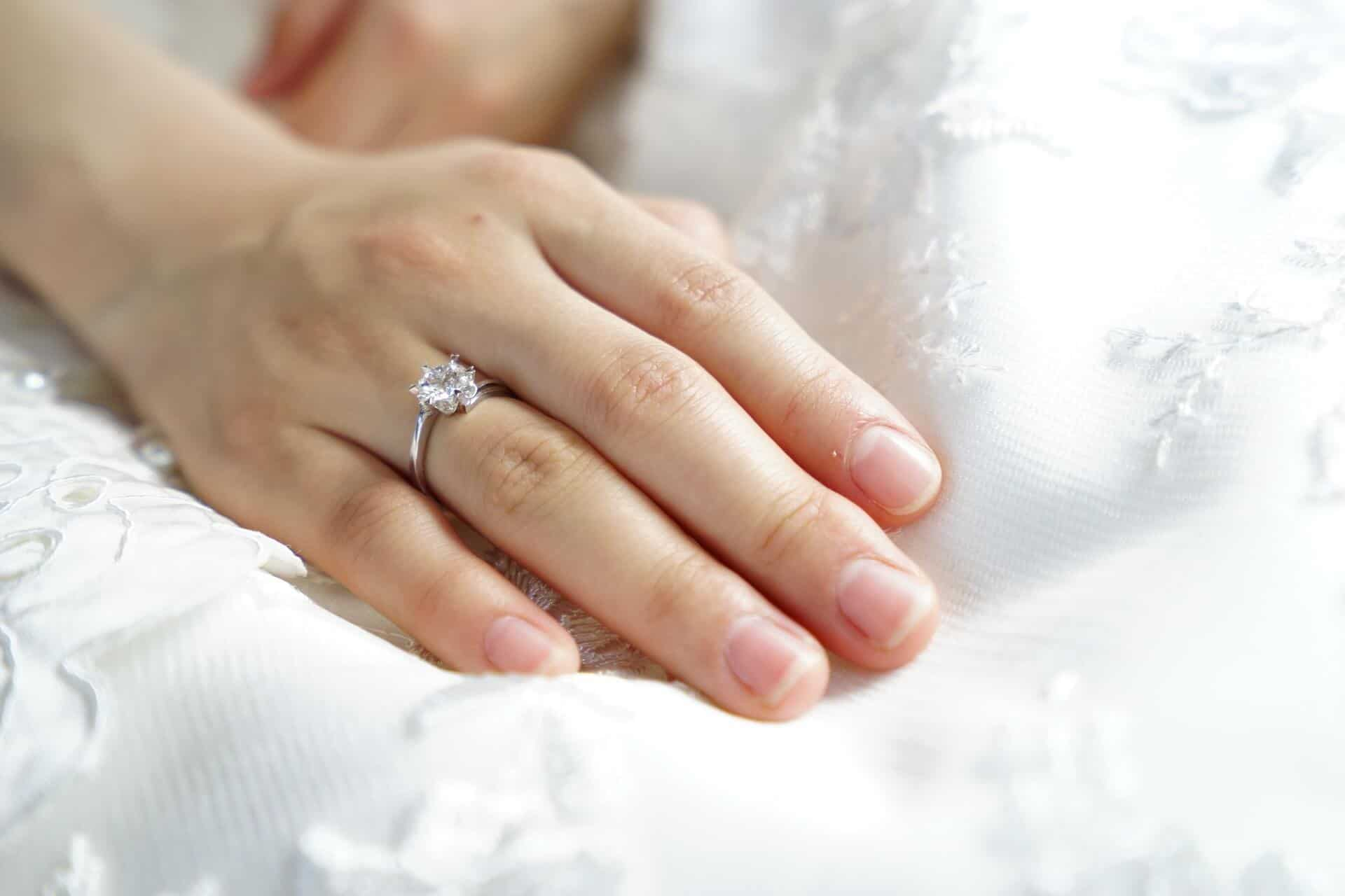 Wedding Ring Right Or Left Hand Wedding Rings Which Hand Does The