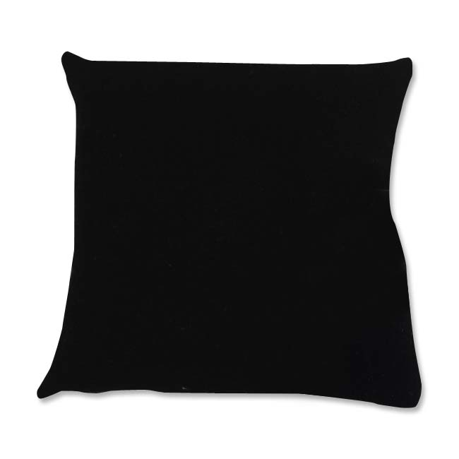 pillow jewelry display 4x4 black