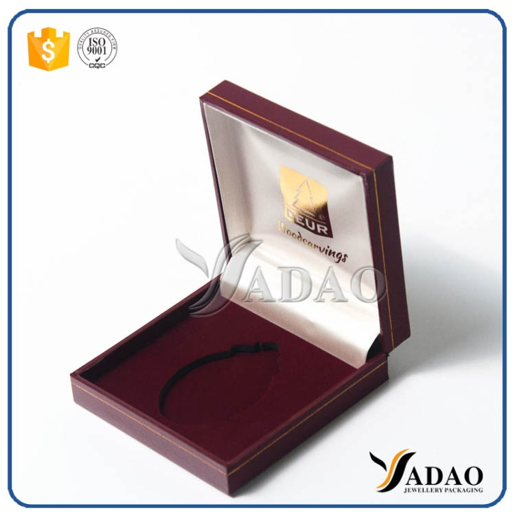 Cstumized Jewellery Package Boxpu Leather Jewelry Box