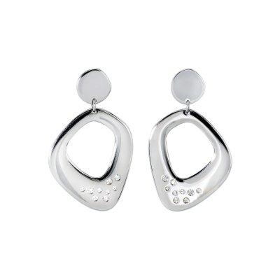 orecchini donna con zirconi