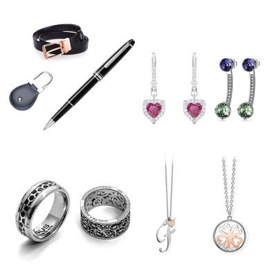 Gioielli in acciaio ed accessori