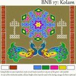 BNB international Challenge 17 – Kolam