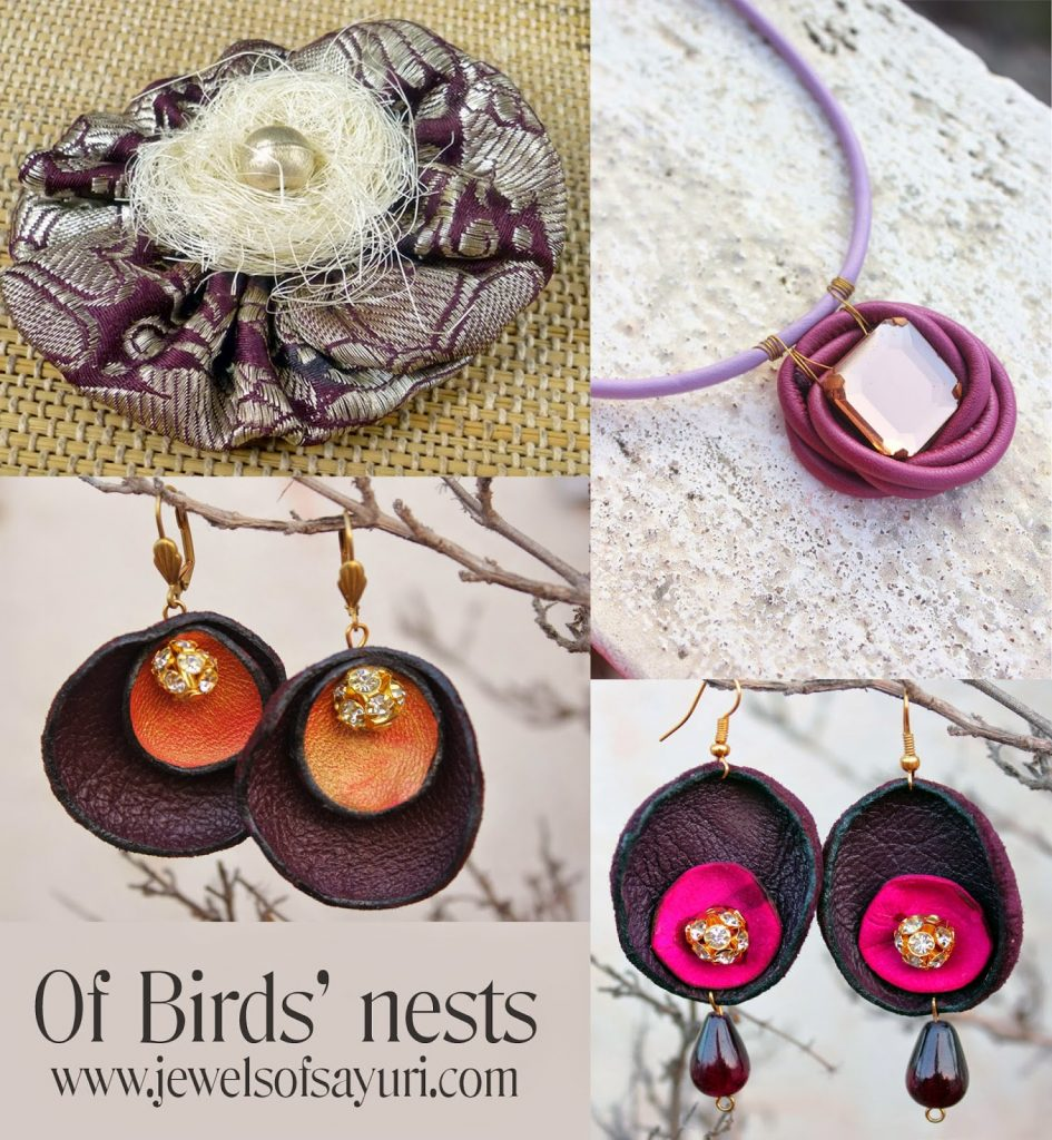 Birds nests jewelry and Mothers Day | Jewels of sayuri