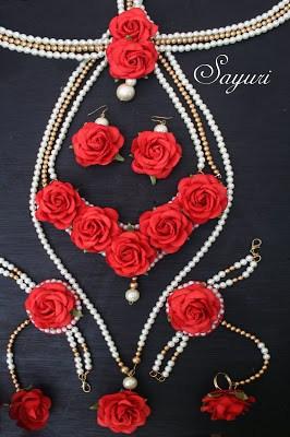 Gaye Holud Jewellery