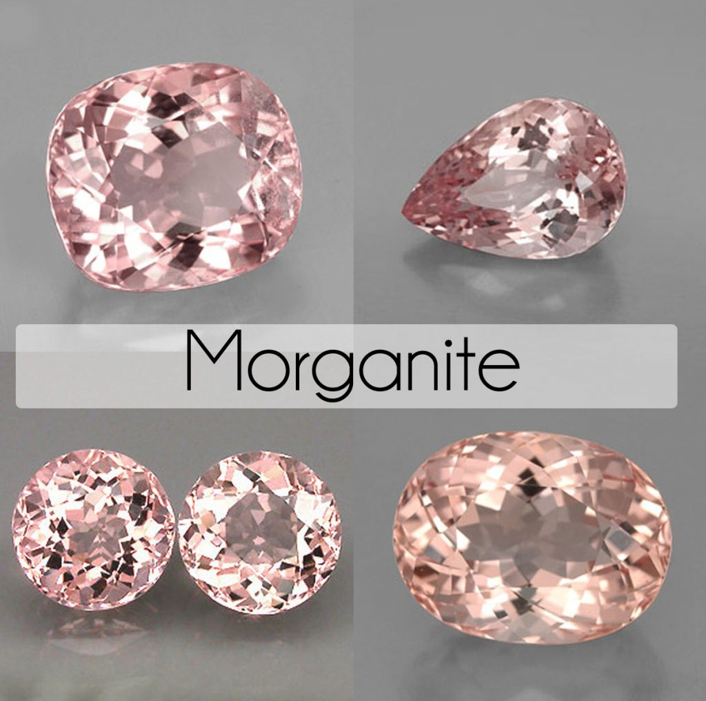 Morganite Rings And Gemstone Giveaway November Jewels